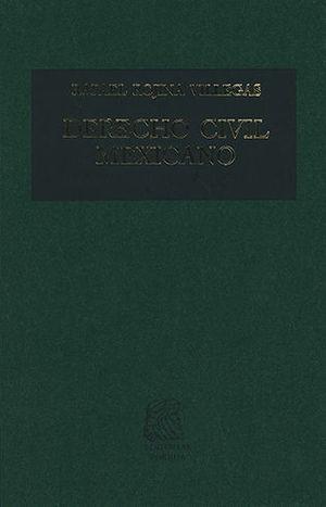 DERECHO CIVIL MEXICANO II (12 EDICIÓN)