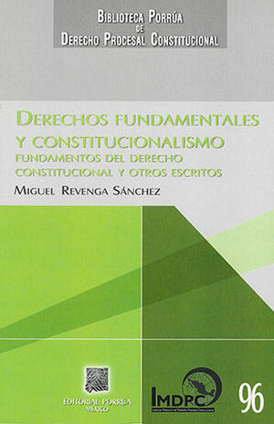 DERECHOS FUNDAMENTALES Y CONSTITUCIONALISMO