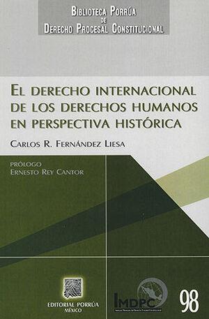 DERECHO INTERNACIONAL DE LOS DERECHOS HUMANOS EN PERSPECTIVA, EL