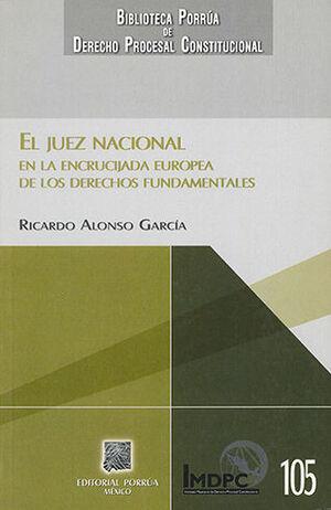 JUEZ NACIONAL, EL
