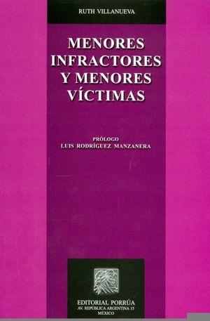 MENORES INFRACTORES Y MENORES VÍCTIMAS