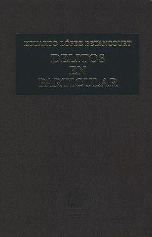 DELITOS EN PARTICULAR TOMO II (11 EDICIÓN)