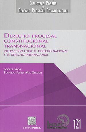 DERECHO PROCESAL CONSTITUCIONAL TRANSNACIONAL