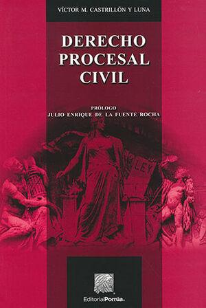 DERECHO PROCESAL CIVIL - 4ª ED.