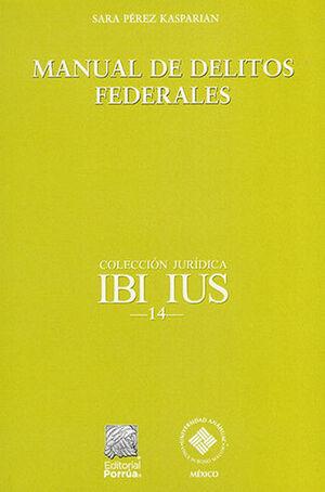 MANUAL DE DELITOS FEDERALES