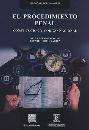 PROCEDIMIENTO PENAL, EL