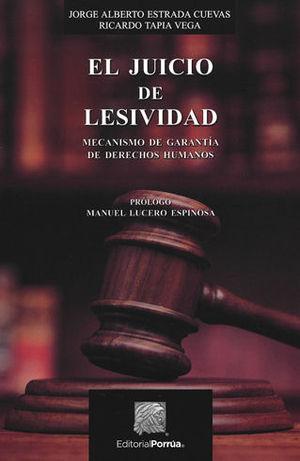 JUICIO DE LESIVIDAD, EL