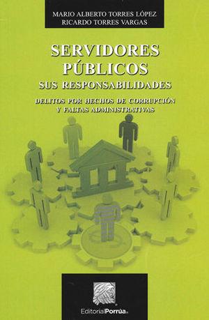 SERVIDORES PÚBLICOS SUS RESPONSABILIDADES