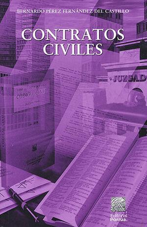 CONTRATOS CIVILES - 17ª ED. 1ª REIMP.