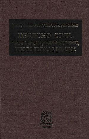 DERECHO CIVIL (15 EDICIÓN 2019)