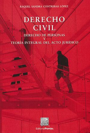 DERECHO CIVIL - 2ª. ED.