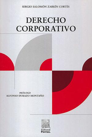 DERECHO CORPORATIVO - 6ª ED.