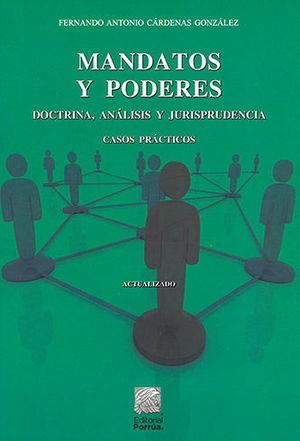 MANDATOS Y PODERES. SÉPTIMA EDICIÓN