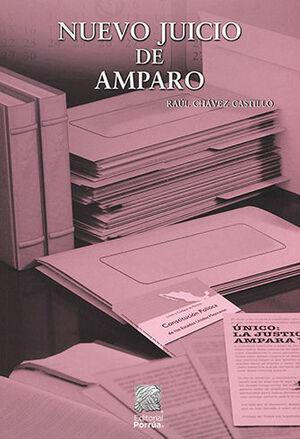 NUEVO JUICIO DE AMPARO - 19.ª EDICIÓN 2020