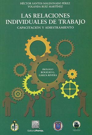 RELACIONES INDIVIDUALES DE TRABAJO, LAS - 3ª ED.