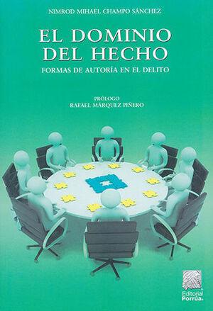 DOMINIO DEL HECHO, EL