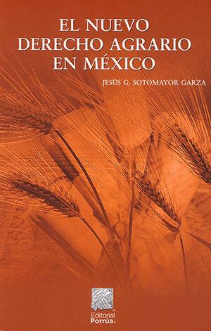 NUEVO DERECHO AGRARIO EN MÉXICO, EL - 7.ª ED., 1.ª REIMP. 2021