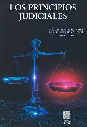 PRINCIPIOS JUDICIALES, LOS