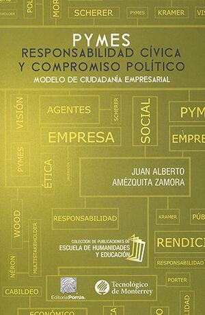 PYMES RESPONSABILIDAD CÍVICA Y COMPROMISO POLÍTICO