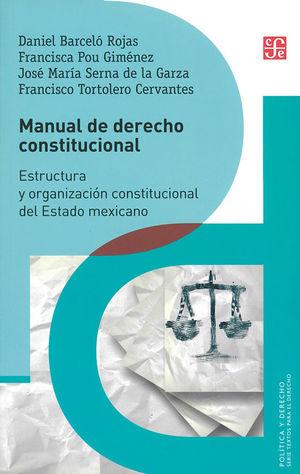 Manual De Derecho Constitucional Dijuris