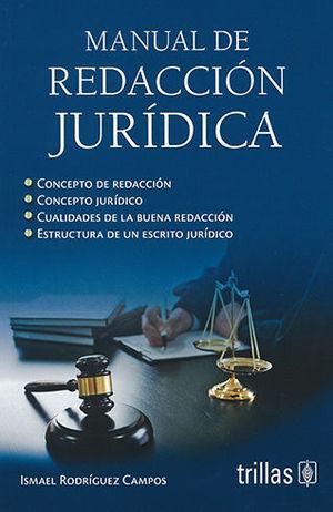 MANUAL DE REDACCIÓN JURÍDICA