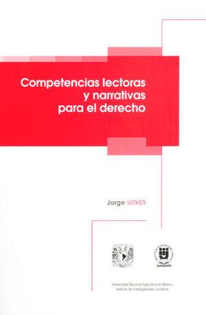 COMPETENCIAS LECTORAS Y NARRATIVA PARA EL DERECHO