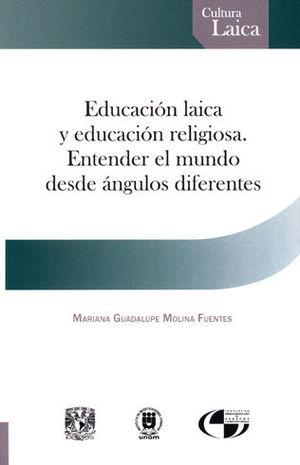 EDUCACIÓN LAICA Y EDUCACIÓN RELIGIOSA