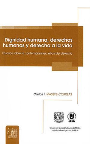 DIGNIDAD HUMANA, DERECHOS HUMANOS Y DERECHO A LA VIDA
