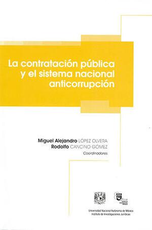 CONTRATACION PUBLICA Y EL SISTEMA NACIONAL ANTICORRUPCIÓN, EL