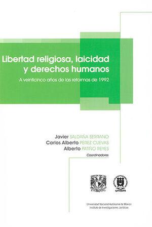 LIBERTAD RELIGIOSA, LAICIDAD Y DERECHOS HUMANOS
