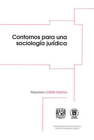 CONTORNOS PARA UNA SOCIOLOGÍA JURÍDICA