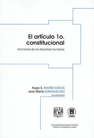 ARTÍCULO 1º CONSTITUCIONAL, EL