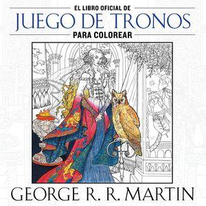 JUEGO DE TRONOS PARA COLOREAR