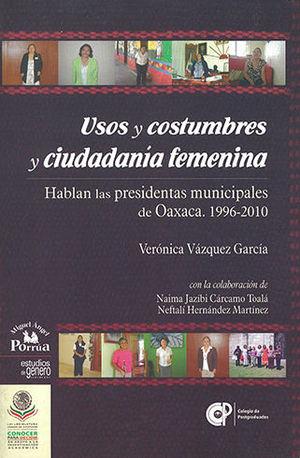 USOS Y COSTUMBRES Y CIUDADANÍA FEMENINA