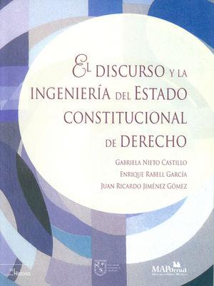 DISCURSO Y LA INGENIERÍA DEL ESTADO CONSTITUCIONAL DE DERECHO, EL