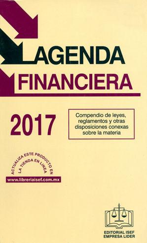 AGENDA FINANCIERA 2017