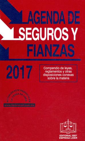 AGENDA DE SEGURIDAD Y FINANZAS 2017