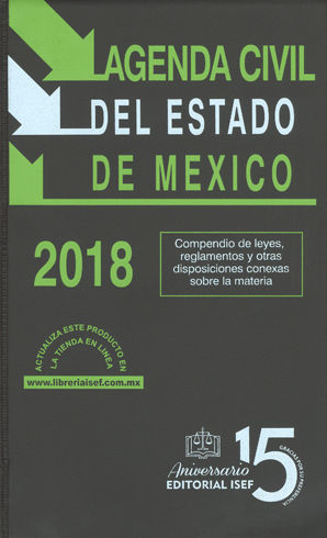AGENDA CIVIL DEL ESTADO DE MÉXICO. 2018