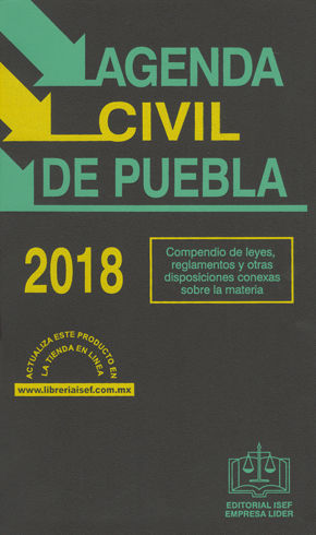 AGENDA CIVIL DE PUEBLA 2018