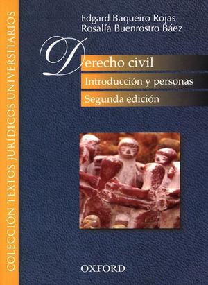 DERECHO CIVL. SEGUNDA EDICIÓN.