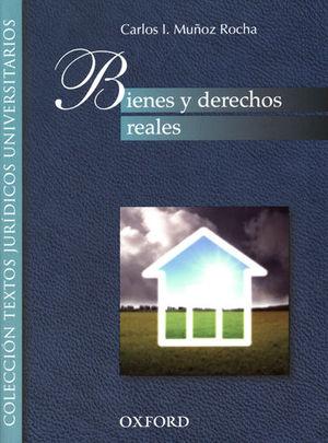 BIENES Y DERECHOS REALES