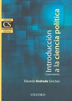 INTRODUCCIÓN A LA CIENCIA POLÍTICA. CUARTA ED.