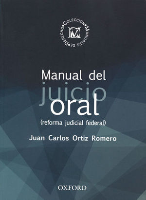 MANUAL DEL JUICIO ORAL