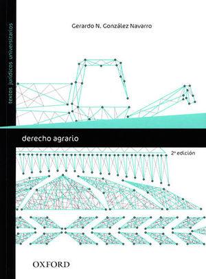 DERECHO AGRARIO (SEGUNDA EDICIÓN)