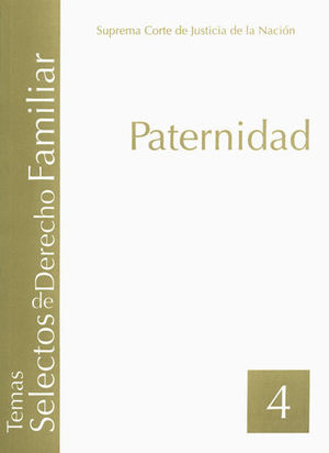 PATERNIDAD (TOMO 4)