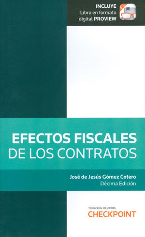 EFECTOS FISCALES DE LOS CONTRATOS