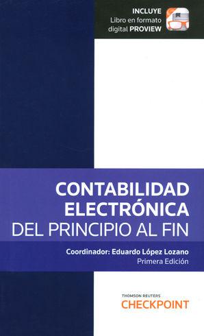 CONTABILIDAD ELECTRONICA DEL PRINCIPIO AL FIN