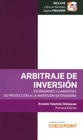 ARBITRAJE DE INVERSIÓN. (INCLUYE LIBRO EN FORMATO DIGITAL PROVIEW)