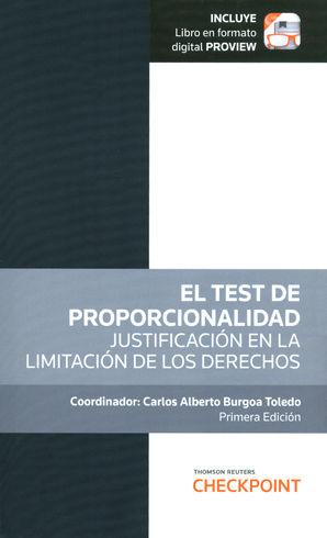TEST DE PROPORCIONALIDAD, EL