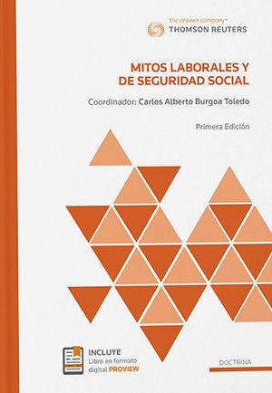 MITOS LABORALES Y DE SEGURIDAD SOCIAL